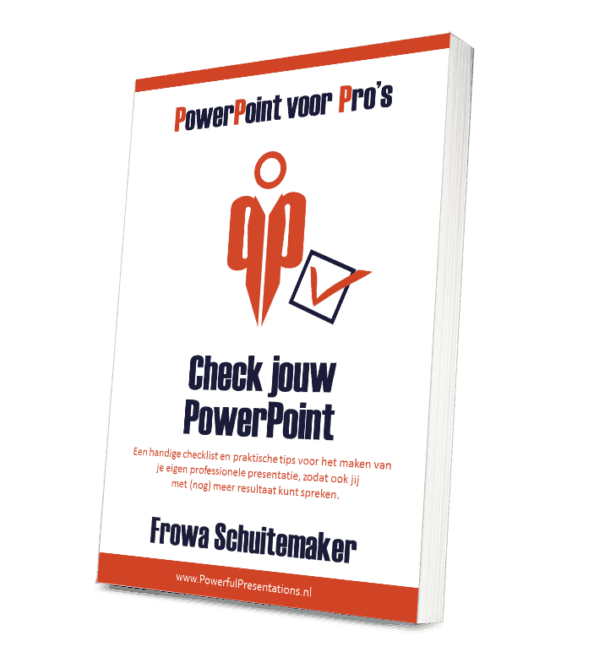 Powerful Presentations E-book Check Jouw PowerPoint